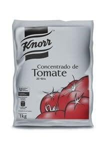 Concentrado de Tomate Knorr 1KG -