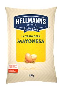 Mayonesa Hellmann's 940G - Mayonesa Hellmann's, el sabor irresistible de Hellmann´s contiene huevos de campo y nuestros mejores aceites