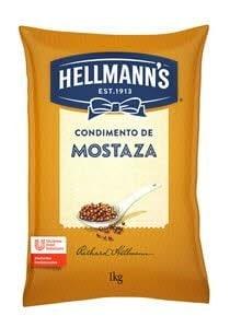 Mostaza Hellmann's 1KG - Mostaza Hellmann's, con verdaderas semideas.