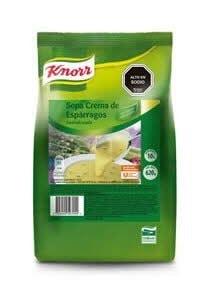 Sopa Crema Esparragos Knorr 620G -