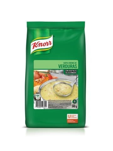 Sopa Crema Verdura Knorr 590G -