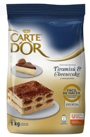 Tiramissu Carte D'or 1KG -